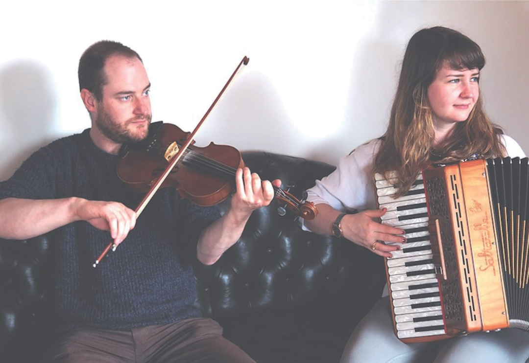 Mike Vass and Mairead Green /