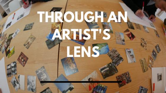 Through an artist's lens