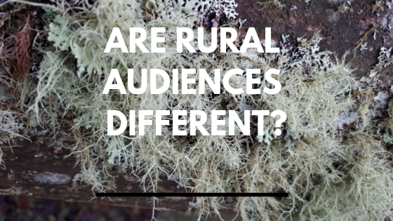 Are Rural Audiences Different?