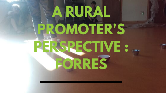 A Rural Promoter's Perspective / Forres