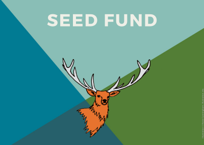 Case Study on Seed Fund / Sadie Dixon-Spain, The Walking Theatre Company