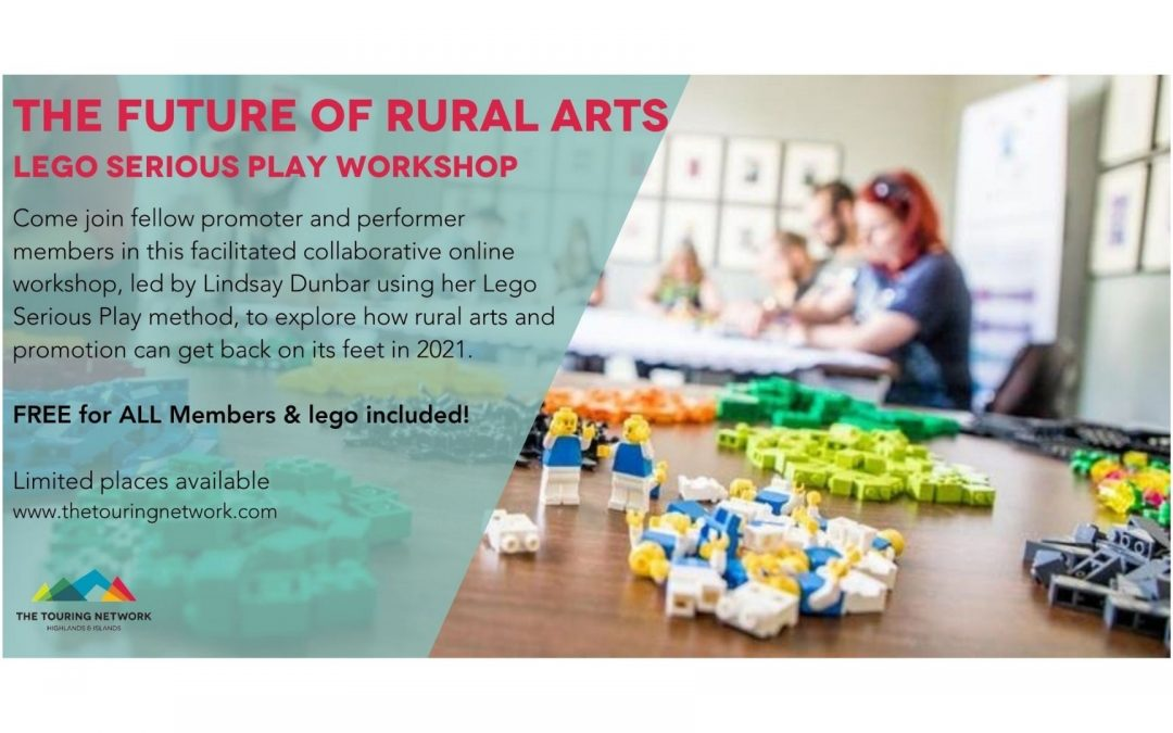 The Future of Rural Arts / Online Lego Serious Play Workshop
