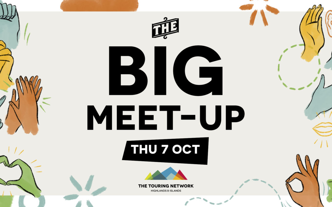 The Big Meet-Up is here!
