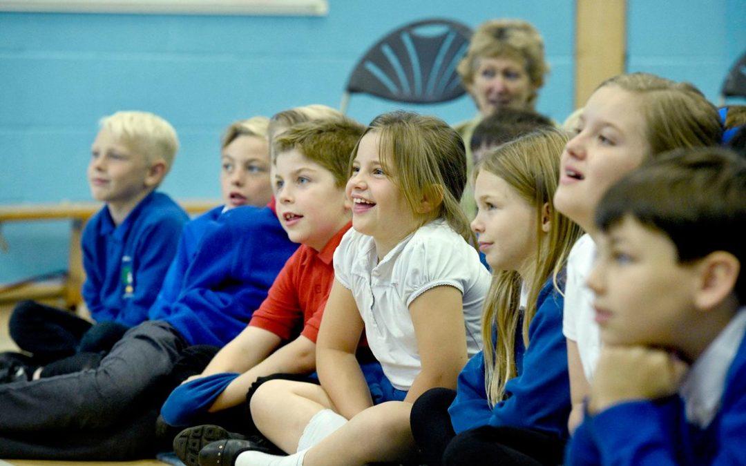 Help us bring more theatre to schools